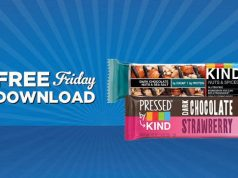 FREE Kind Bar at Kroger & Affiliate Stores