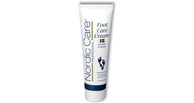 FREE Sample of Nordic Care Foot Care Cream
