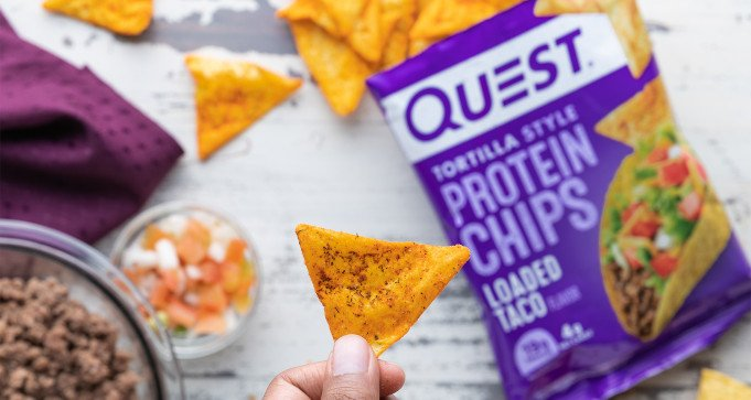FREE Sample of Quest Protein Chips