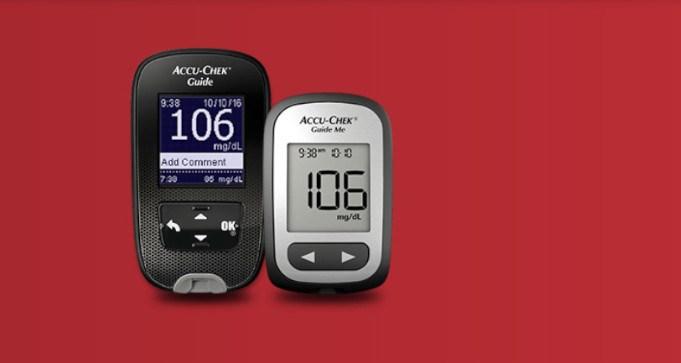 FREE Accu-Chek Blood Glucose Meter